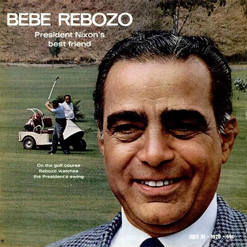 Bebe Rebozo